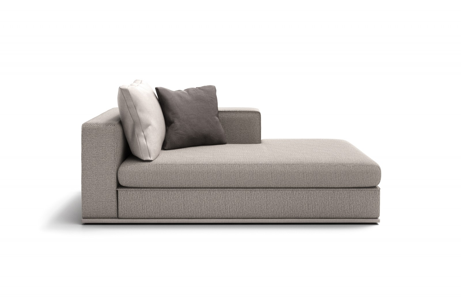 CHAISE LONGUE RIGHT