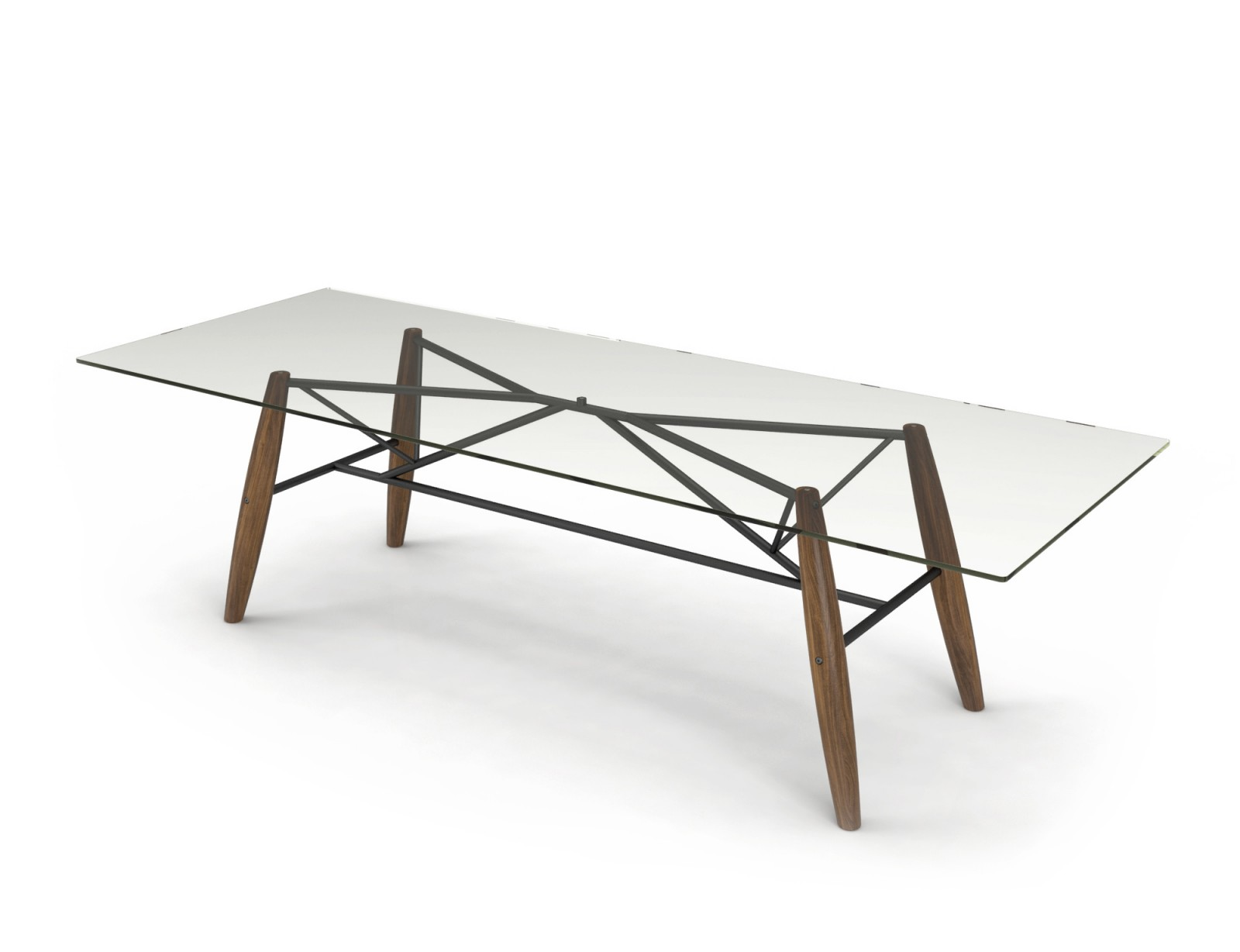 glass geiger herman table pages fukasawa saiba miller top hivemodern naoto com