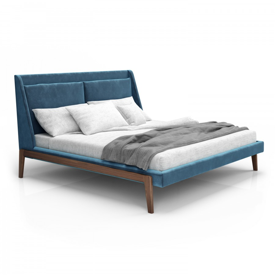 queen/king upholstered bed