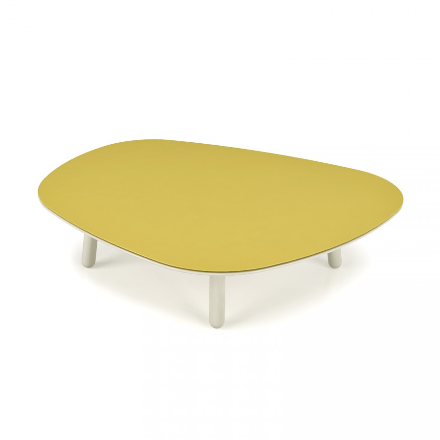 Large Lacquered Center Table