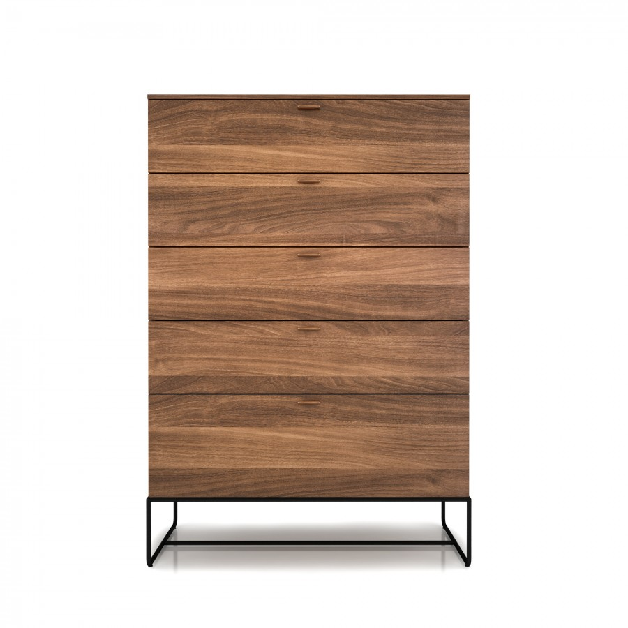 5 drawer chest linea